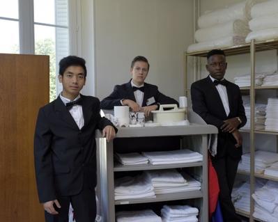 Les Petits Maîtres du grand hôtel