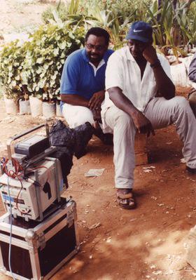 Commissaire Damaro, Diouf l'enfant de rue