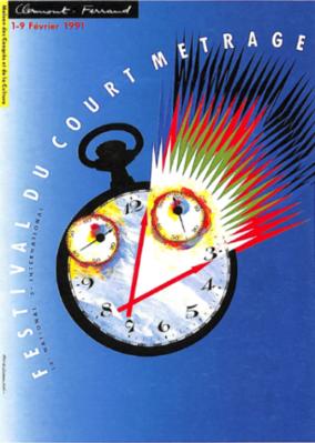 クレルモンフェラン-国際短編映画祭 - 1991