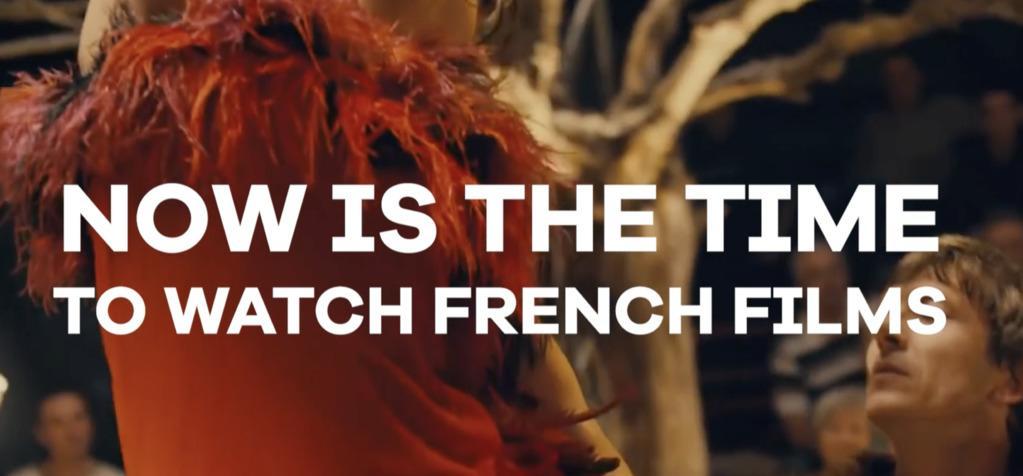 Edición MyFrenchFilmFestival STAY HOME: ¡Dos buenas noticias!