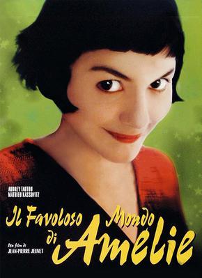 Le Fabuleux Destin d'Amélie Poulain - Poster - Italia