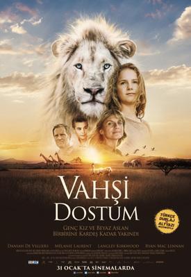 Mia y el león blanco - Turkey