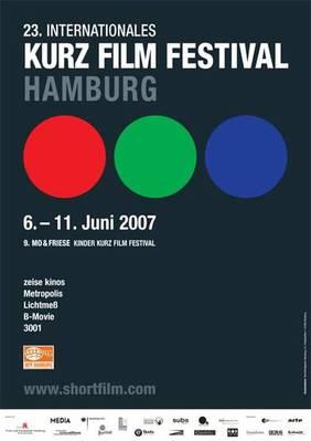 Kurzfilm Festival Hamburg - 2007