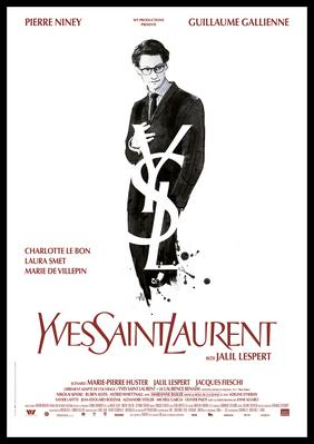 Yves Saint Laurent - Poster - The Czech Republic