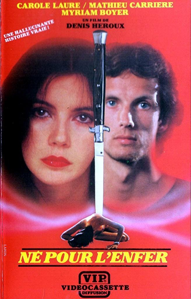 Debra Berger - Jaquette VHS France