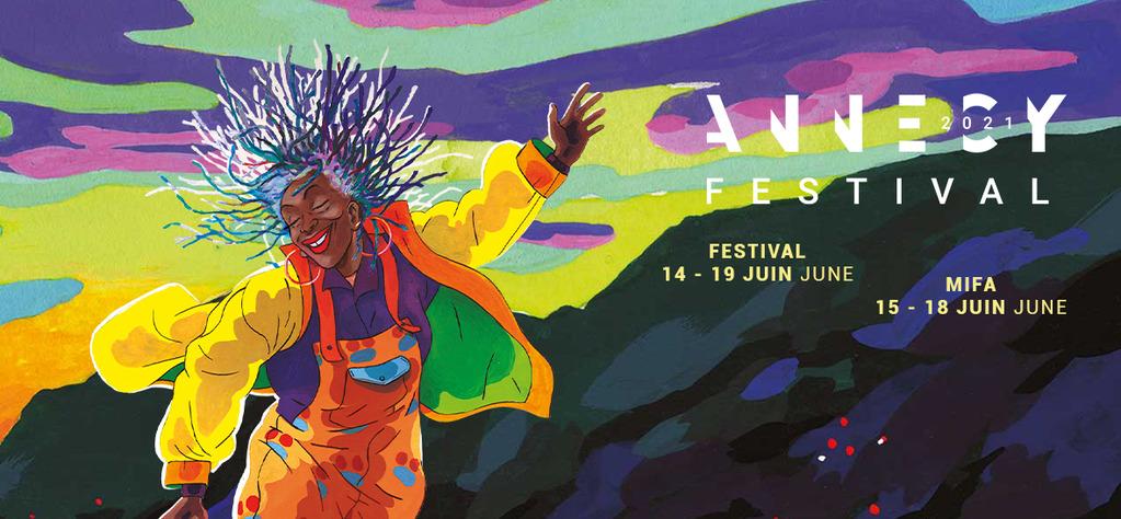 Francia cuenta con una fuerte presencia en el Festival Internacional de Cine de Animación de Annecy