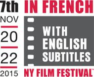 En francés con subtítulos en inglés (New York)