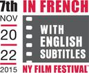In French with English subtitles (New York)