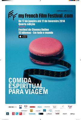 MyFrenchFilmFestival - 2014 - Affiche - Portugal