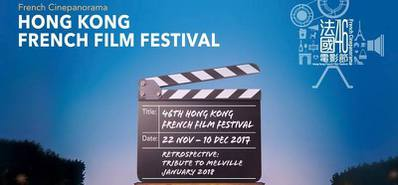 50 productions at the 46th Hong Kong French Film Festival