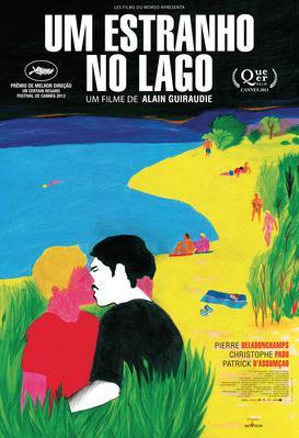 L'Inconnu du lac - Poster - Brazil