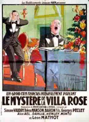 Le Mystère de la Villa rose
