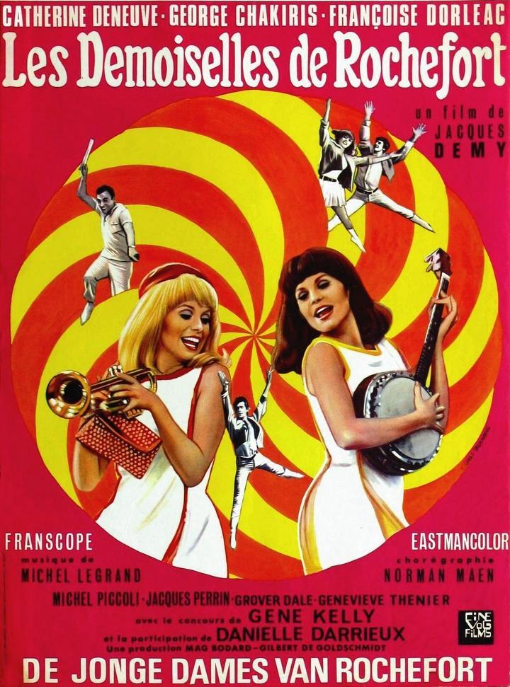 les demoiselles de rochefort 1966 unifrance films