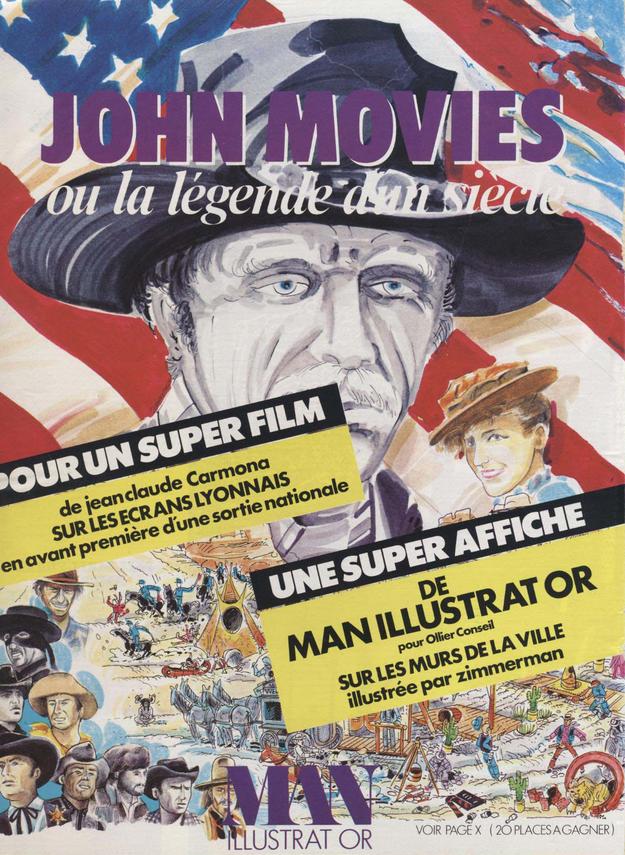 John Movies ou La Légende d'un siècle