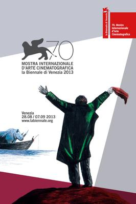 Mostra Internacional de Cine de Venecia - 2013