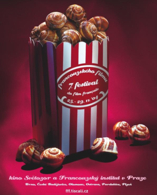 Festival du film français en République Tchèque - 2004