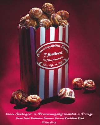 Praga - Festival de Cine Francés - 2004