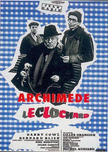 Archimède le clochard