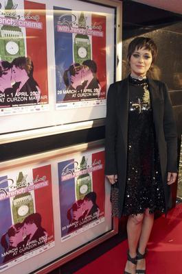 Dos cintas francesas en el « Top10 » del box-office inglés - Marion Cotillard au Rendez-vous with french cinema 2007