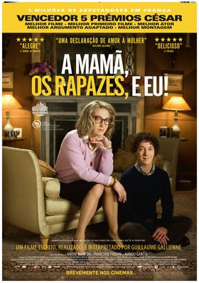Les Garçons et Guillaume, à table ! - Poster - Portugal