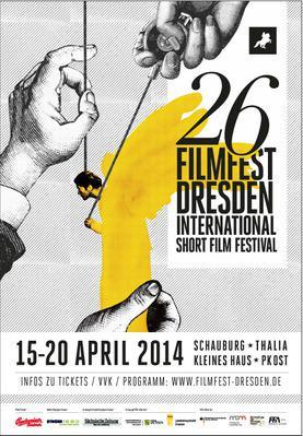 Festival Internacional de Cortometrajes de Dresden - 2014