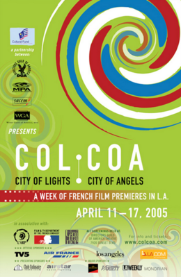 CoLCoA French Film Festival - 2005