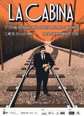 Festival international de moyens-métrages de Valence (La Cabina) - 2018