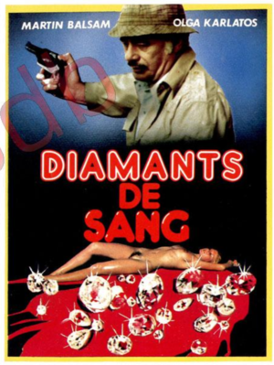 Blood and Diamonds - Jaquette VHS France