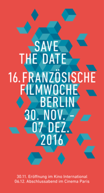 Berlin French Film Week - 2016