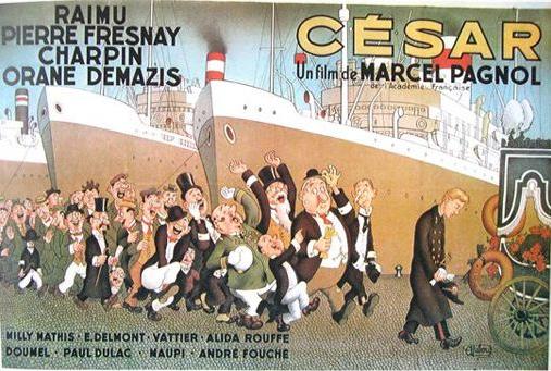 Cesar De Marcel Pagnol 1936 Unifrance