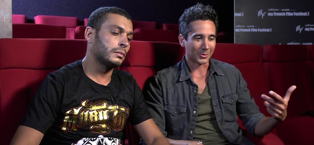 Interview with  Jean-Bernard Marlin & Adel Bencherif