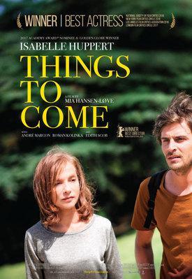 Films to Come - Poster - Australia