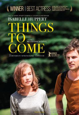 Things to Come - Poster - Australia