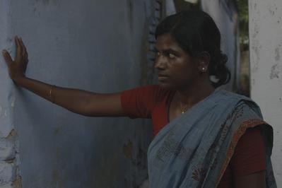 Son épouse - © Ganesh Prabhu