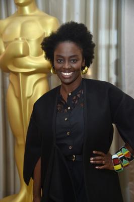UniFrance y la Academia de los Óscars se asocian durante dos días en París, para apoyar el cine francés - Aïssa Maïga - © Giancarlo Gorassini - Bestimage / UniFrance