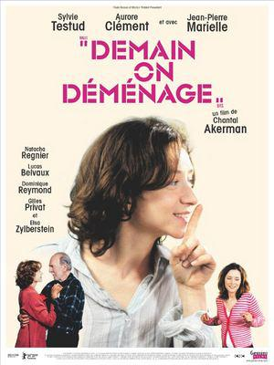 Demain on demenage / 仮題:明日は引越し