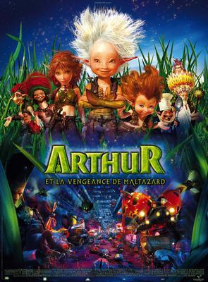 Arthur et la vengeance de Maltazard/アーサーと魔王マルタザールの逆襲
