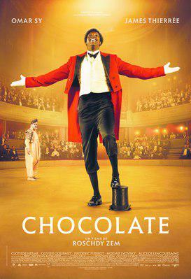 Monsieur Chocolat - Poster - Brazil