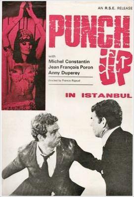 Jerk à Istambul - Poster Royaume-Uni