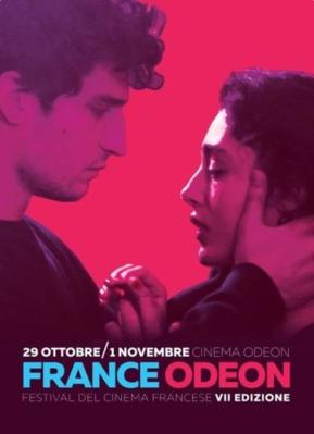 France Odéon, Festival de cinéma français - Florence - 2015