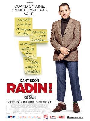 Radin ! - Poster - Belgium