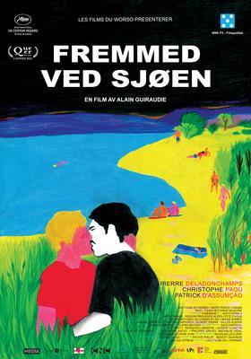 El Desconocido del lago - Poster - Norway