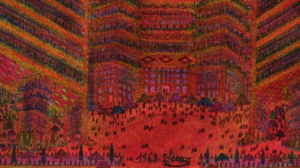 Marcel Storr, Clandestine Painter
