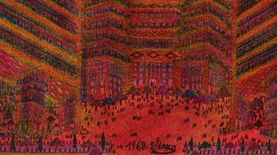 Marcel Storr, peintre clandestin