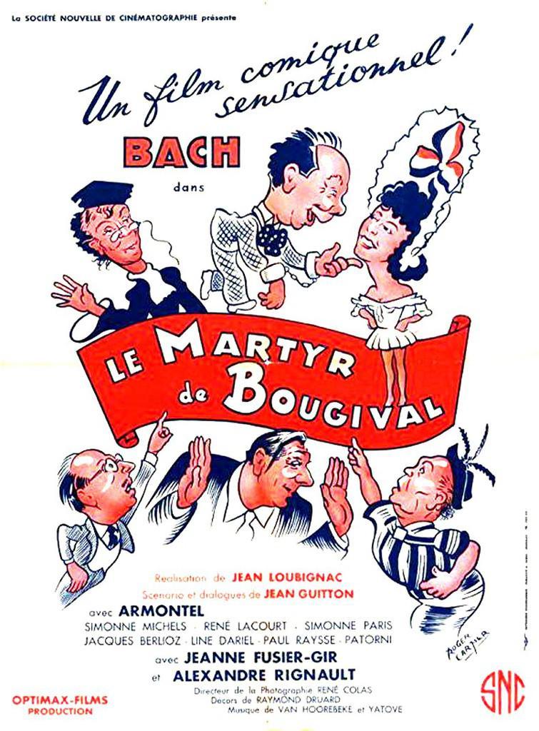 Le Martyr de Bougival