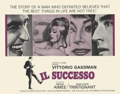 The Success - Poster Etats-Unis