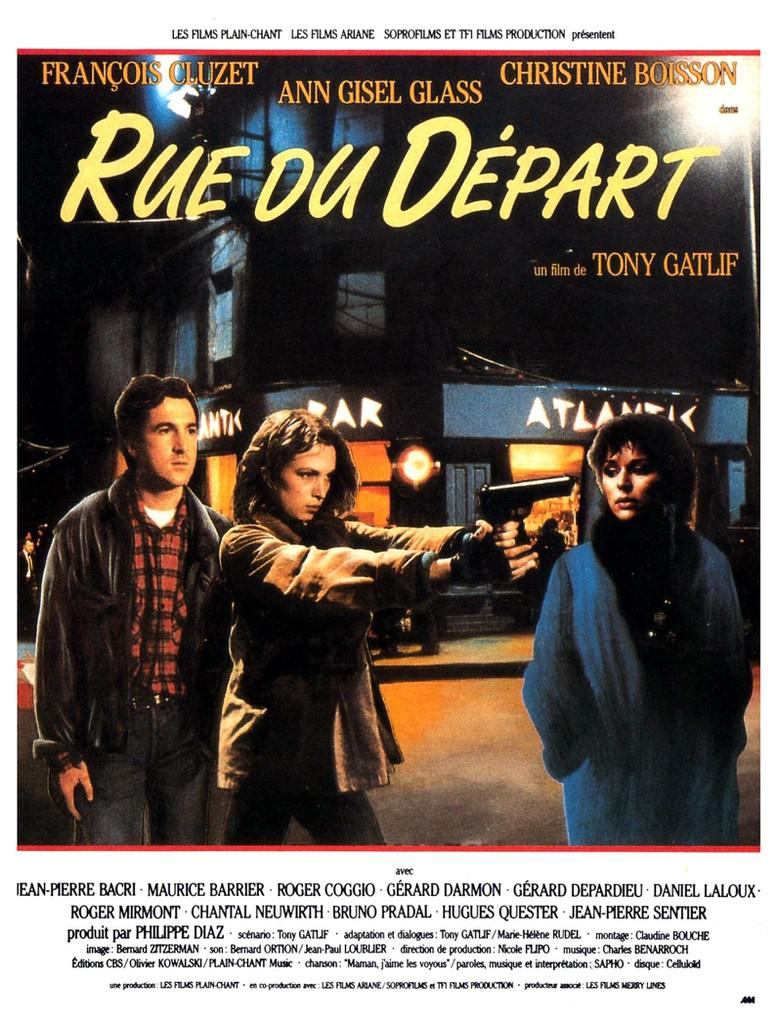Rue du Départ