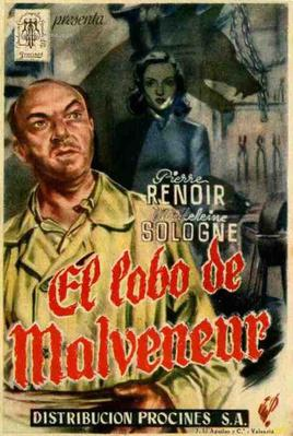 Le Loup des Malveneur - Poster Espagne
