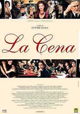The Dinner - Poster Italie
