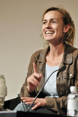 Royaume-Uni: Unifrance accompagne un été riche en sorties - Avant-première Elle s'appelle Sabine Londres - © Yves Salmon